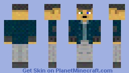 "Black Ops 2 ""The Weasel"" Minecraft Skin"