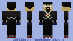 AntVenom Skin Minecraft Skin