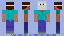 bunny steve Minecraft Skin