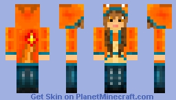 [Revamp] Chellizard's Main Skin Minecraft Skin