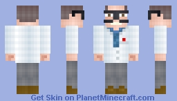 Dr. Kleiner (Garry's Mod) | 1.8 Skin! (Now 1.7 Version!)