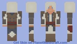 AC IV: Edward Kenway Minecraft Skin