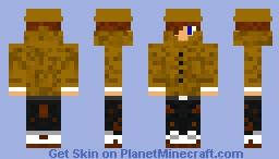 Epicmafia (Tracker) Minecraft Skin