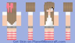 Cцтїё ~ Kawistah Minecraft Skin