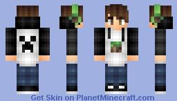 Minecraft Guy Minecraft Skin