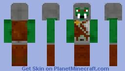 Troll Soldier I Minecraft Skin