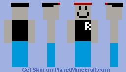 Roblox Skin Minecraft Skin