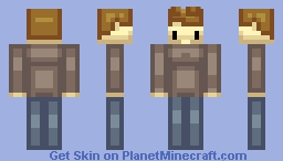 Just a new simple style. Minecraft Skin