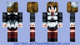 Shannon - Umineko Minecraft Skin