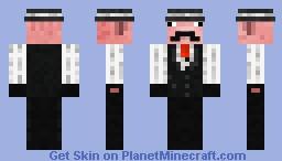 Original Gangsta Pig Minecraft