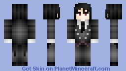 °lǝıɔ° Sebastian Michaelis from Black Butler Minecraft Skin