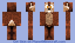 Best Squirrel Minecraft Skins | Page 6 - Planet Minecraft