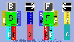 1.8 Template Minecraft