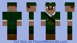 Black Ops 1 Takeo Masaki Minecraft Skin