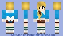 School Girly -Tana- Minecraft Skin