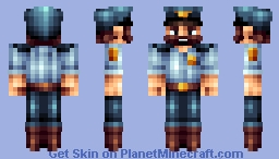 The Police Officer Minecraft