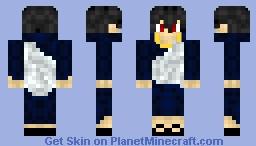 Zeref - Fairy Tail Minecraft Skin