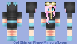Fluttershy's Secret Mission Minecraft Skin