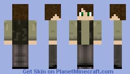 Alexander (OC) Ver. 1 Minecraft Skin