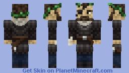 Camões - Poet of the Seas {Contest} Minecraft Skin
