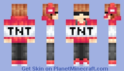 A skin for CapGaming Minecraft Skin