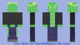 Chameleon Thug Minecraft Skin