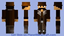 A Ranger - (Random shadin') Minecraft Skin