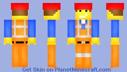 Emmet (Lego Movie) Minecraft