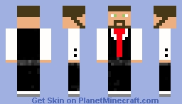 Russian Architect Minecraft Skin