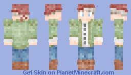 John the pirate. ∈Life on the High Seas∋ Minecraft Skin