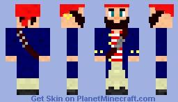 Minebeard Minecraft Skin