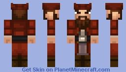Captain Okum Minecraft Skin