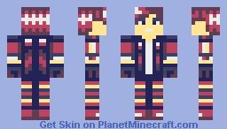 Random Palette #1 - [PENDING NAME] Minecraft Skin