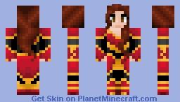 Fire Nation Soldier Minecraft