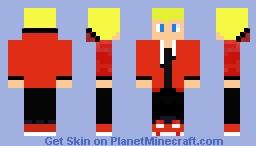 ♥Kat♥ Boy skin Minecraft Skin