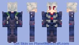 Evangelion - Kaworu Nagisa Minecraft Skin