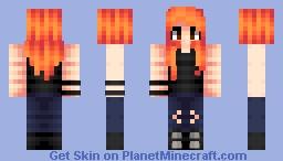 Hayley Williams Minecraft Skin