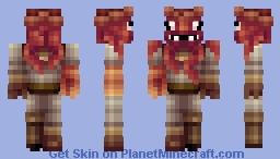 "Aaron Marks ""Kragenis"" [Best place so far! 8th] Minecraft Skin"