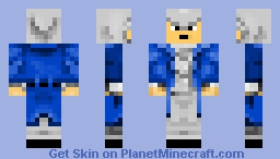 My try at Connor Minecraft Skin