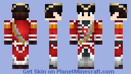 Musketeer Minecraft Skin