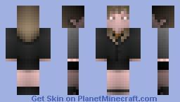 Jen / THE IT CROWD Minecraft Skin