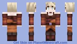 [Magic: The Gathering] Stoneforge Mystic Minecraft Skin
