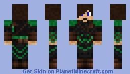 druid mage Minecraft Skin