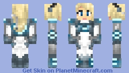 Nova Terra (Star Craft) Minecraft Skin