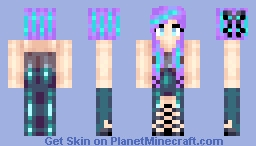 Cause I, I'm about to explode. Minecraft Skin