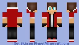 Ryan OWNZallROUND Minecraft Skin