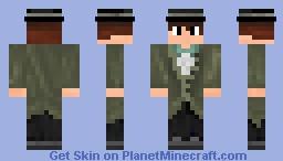 P.I. Bowtie (Rhymin' :3 )   ~~DB Minecraft Skin