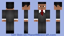 Reggie Fils-Aime Is your body ready? Minecraft Skin