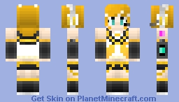 Rin Kagamine ~Part Of A Vocaloid Series that Doesn't Exist~ xD