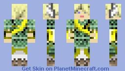 Rivendell Minecraft Skin